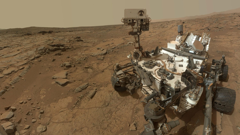 JPL Mars rover